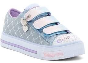 Skechers Shuffles Dazzle Dash Light-Up Sneakers (Little Kid)