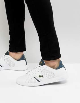 Lacoste Novas Sneakers In White