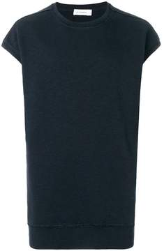 Jil Sander sweat tank top