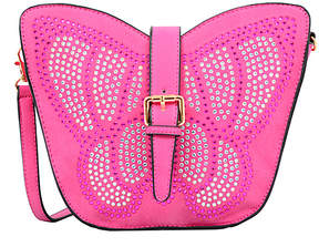 Mellow World Fuchsia Avery Crossbody Bag