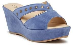 Cordani Glenna Platform Wedge Sandal