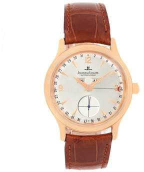 Jaeger-LeCoultre Jaeger Lecoultre 140.2.87 18K Rose Gold Automatic 37mm Mens Watch