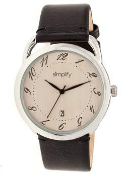Simplify 4902 The 4900 Watch
