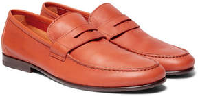 Harry's of London James Leather Penny Loafers