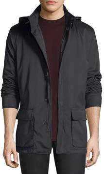 Ermenegildo Zegna Two-Pocket Mid-Weight Jacket
