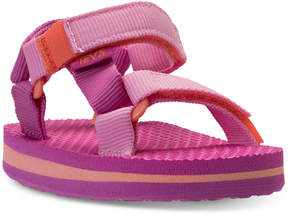 Teva Toddler Girls' Original Universal Athletic Flip Flop Sandals from Finish Line