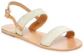Ancient Greek Sandals Women's Clio Flat Sandal