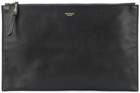 Rochas slim clutch bag