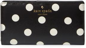 Kate Spade Women's Cedar Street Dot Stacy Long Wallet