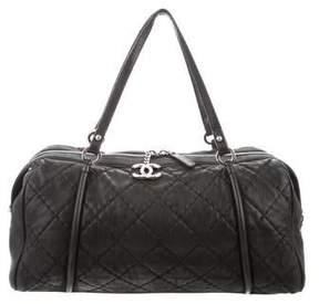 Chanel Relax CC Bowling Bag