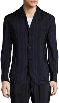 3.1 Phillip Lim Men's Hand Tailored Classic Fit Jacket