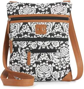 Co Stone & Quilted Lockport Crossbody Bag