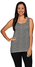 Cuddl Duds As Is Softwear Stretch Reversible Tank Top