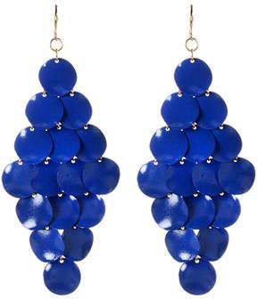 Amrita Singh Blue Mercer Street Earrings