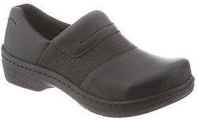 Klogs USA Leather Closed Back Clogs - Cardiff