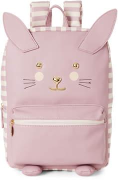 Betsey Johnson Lavender Macie Bunny Backpack