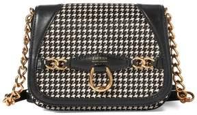 Lauren Ralph Lauren Houndstooth Cross-Body Bag