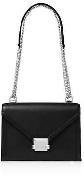 MICHAEL Michael Kors Whitney Large Leather Shoulder Bag