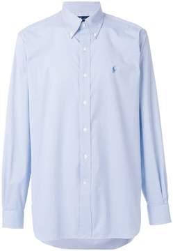 Polo Ralph Lauren micro gingham shirt