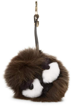 Jocelyn Women's Fox & Rex Rabbit Monster Keychain