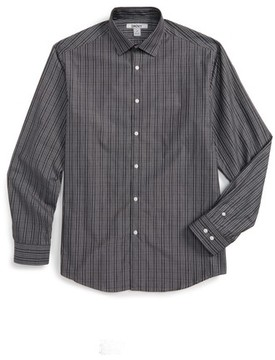 DKNY Boy's Stripe Dress Shirt