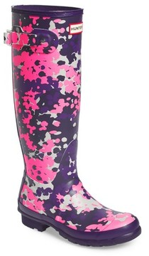 Hunter Women's Tall - Flectarn Rain Boot