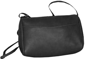Women's David King Leather 501 Top Zip Mini Bag
