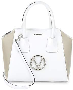 Mario Valentino Valentino by Women's Structured Leather Satchel