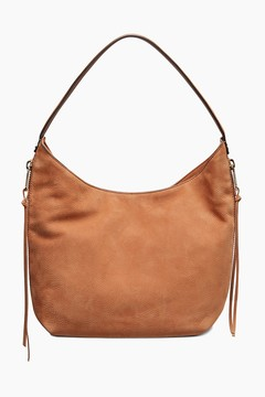 Rebecca Minkoff Medium Bryn Double Zip Bag Boho Hobo Bag - ONE COLOR - STYLE