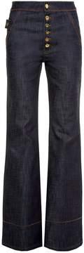 Ellery Phoenix high-rise flared jeans