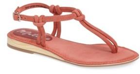 Matisse Women's Effie Knotted Sandal