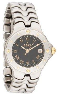 Ebel Sport Wave Watch