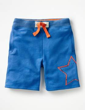 Boden Applique Sweatshorts