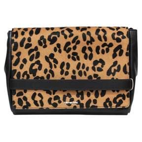 McQ Leather clutch bag