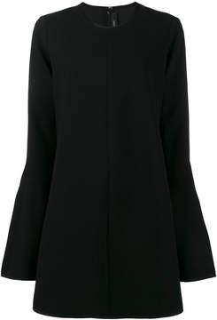 Ellery bell sleeve mini dress