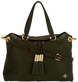 Oryany Lamb Leather Satchel Bag- Kristen