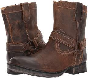 Bed Stu COLTON by Roan Men's Pull-on Boots