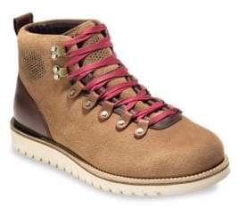 Cole Haan Levett Leather Hiker Boots