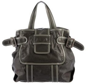 Pierre Hardy Leather Tote Bag