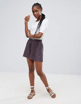 Bellfield Linum Lace and Ladder Shorts