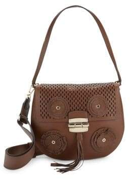 Furla Club Leather Crossbody Bag