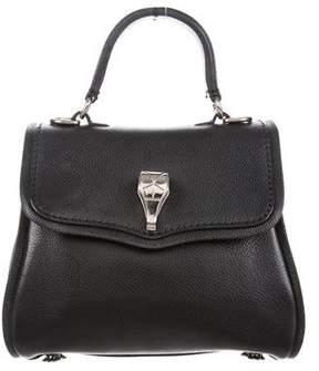 Kieselstein-Cord Trophy Leather Satchel