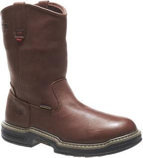 Wolverine Buccaneer EH Waterproof Steel-Toe Mens Boots