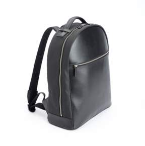 Royce Leather Luxury 15 Inch Laptop Backpack Handcrafted In Saffiano Leather.