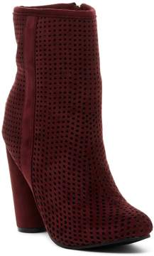 Catherine Malandrino Legacine Perforated Bootie
