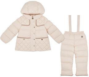 Moncler Quilted Snow Suit
