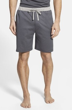 Majestic International Men's 'Down Time' Knit Lounge Shorts