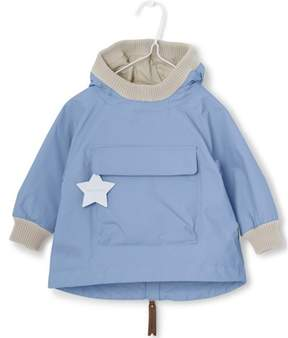 Mini A Ture Jacka, Lättfodrad, Baby Vito, Cerulean Blue
