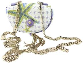 Gianni Versace Leather crossbody bag