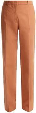 Vanessa Bruno Gauvain high-rise flared trousers